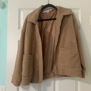 HYFVE teddy coat